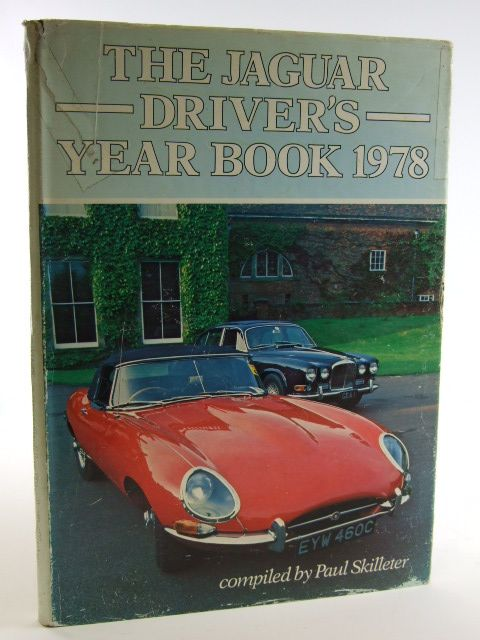 Photo of THE JAGUAR DRIVER'S YEARBOOK 1978- Stock Number: 1602398