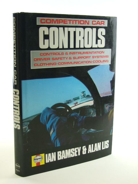 Photo of COMPETITION CAR CONTROLS written by Bamsey, Ian<br />Lis, Alan published by Foulis, Haynes Publishing Group (STOCK CODE: 1602429)  for sale by Stella & Rose's Books