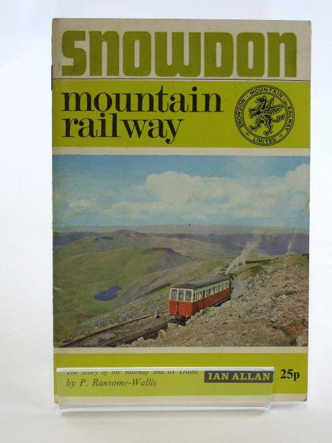 Photo of SNOWDON MOUNTAIN RAILWAY- Stock Number: 1602506