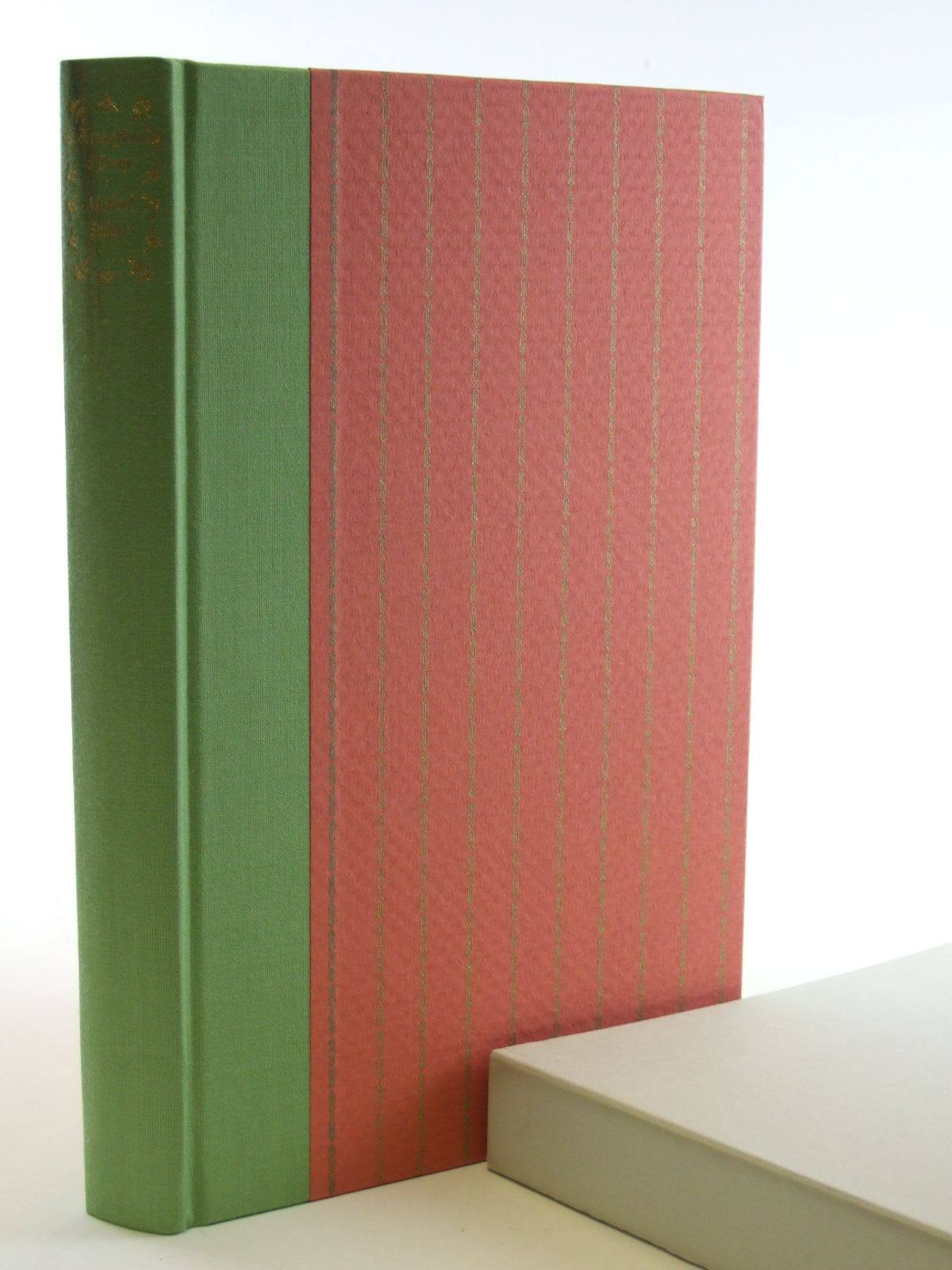 Photo of BLESSINGTON-D'ORSAY: A MASQUERADE written by Sadleir, Michael published by Folio Society (STOCK CODE: 1602599)  for sale by Stella & Rose's Books