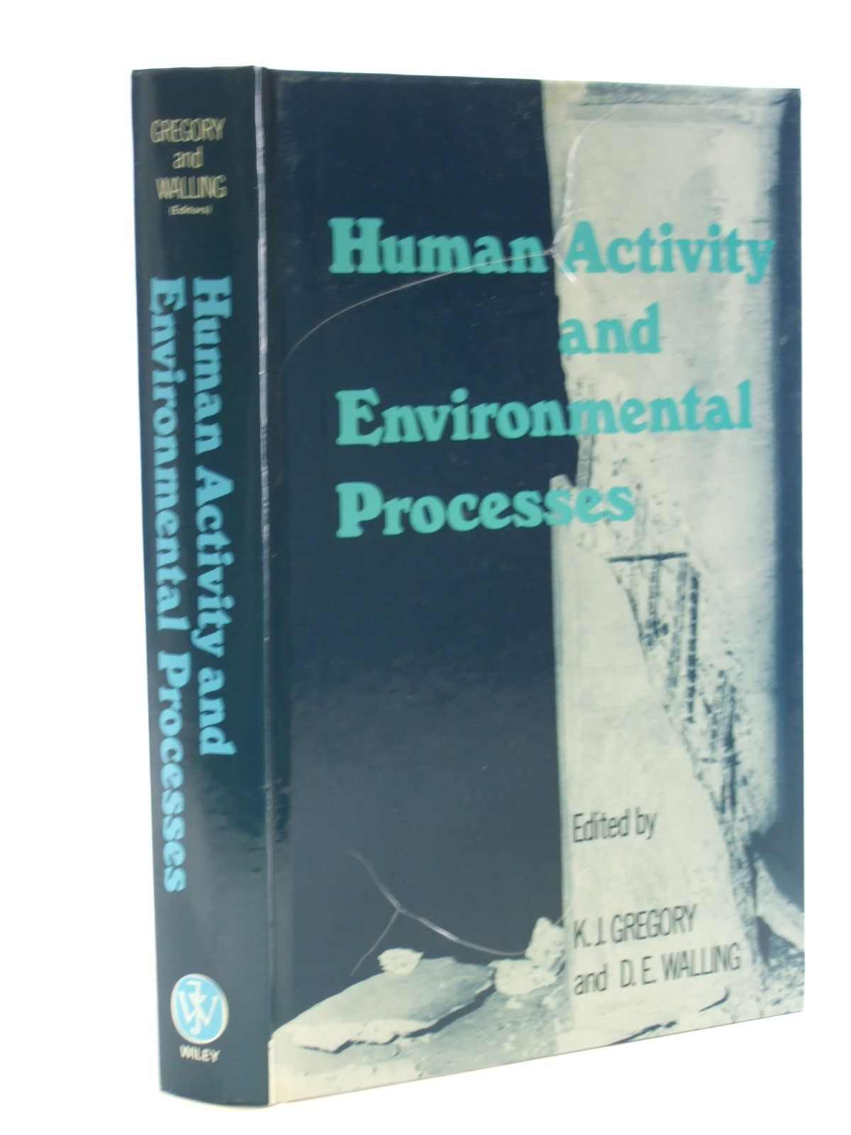 Photo of HUMAN ACTIVITY AND ENVIRONMENTAL PROCESSES written by Gregory, K.J. Walling, D.E. published by John Wiley & Sons (STOCK CODE: 1602894)  for sale by Stella & Rose's Books