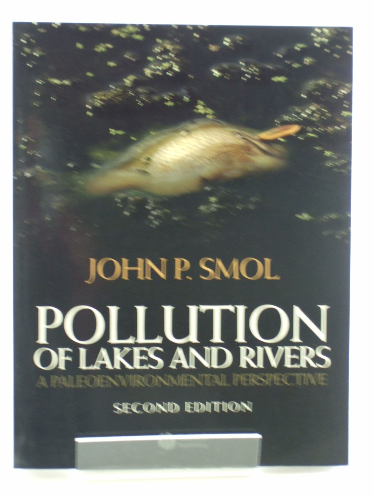 Photo of POLLUTION OF LAKES AND RIVERS- Stock Number: 1602900