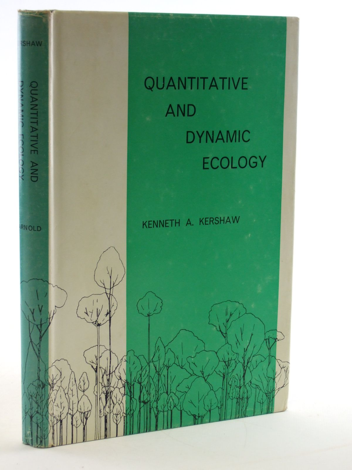 Photo of QUANTITATIVE AND DYNAMIC ECOLOGY written by Kershaw, Kenneth A. published by Edward Arnold (STOCK CODE: 1602939)  for sale by Stella & Rose's Books