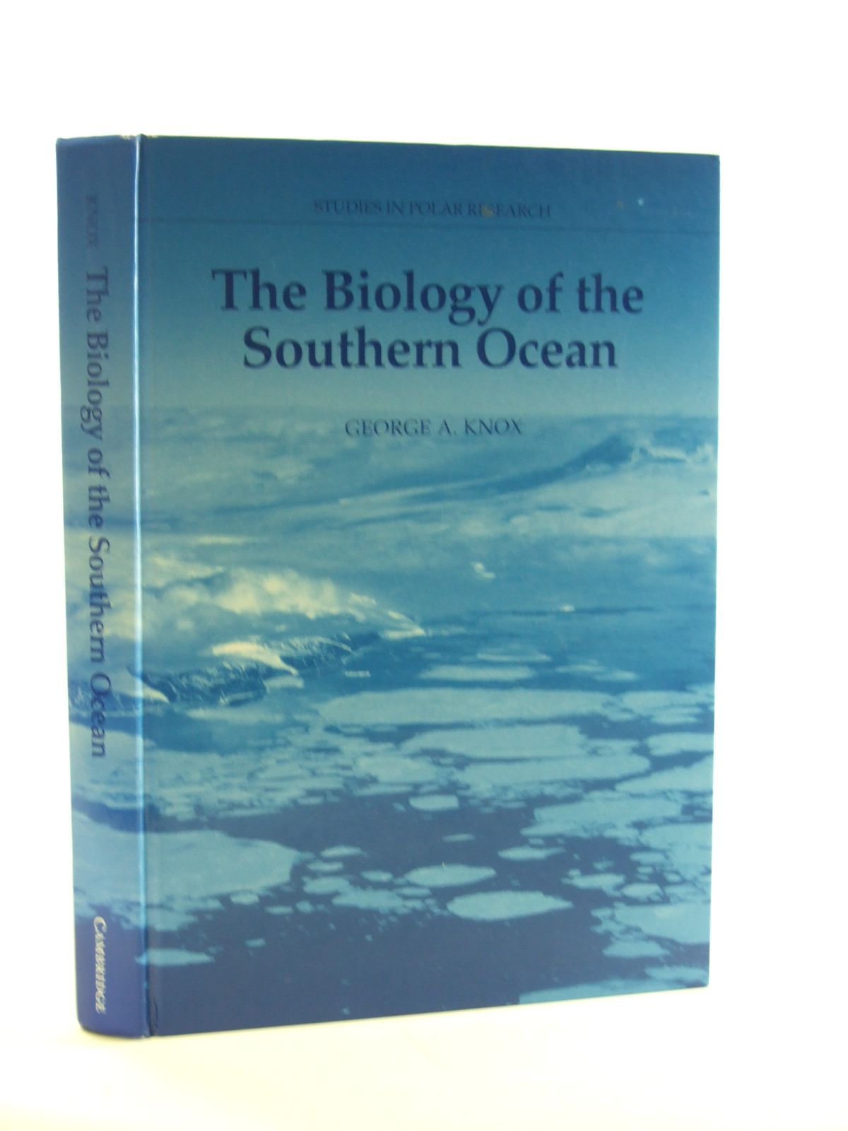 Photo of THE BIOLOGY OF THE SOUTHERN OCEAN- Stock Number: 1602987