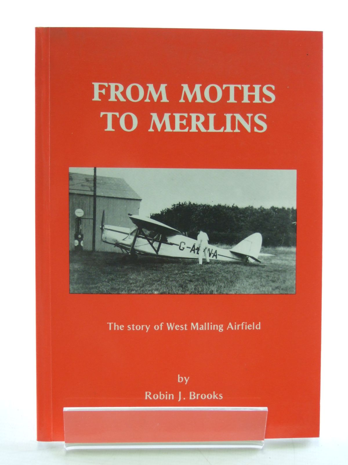 Photo of FROM MOTHS TO MERLINS written by Brooks, Robin J. published by Meresborough Books (STOCK CODE: 1603534)  for sale by Stella & Rose's Books