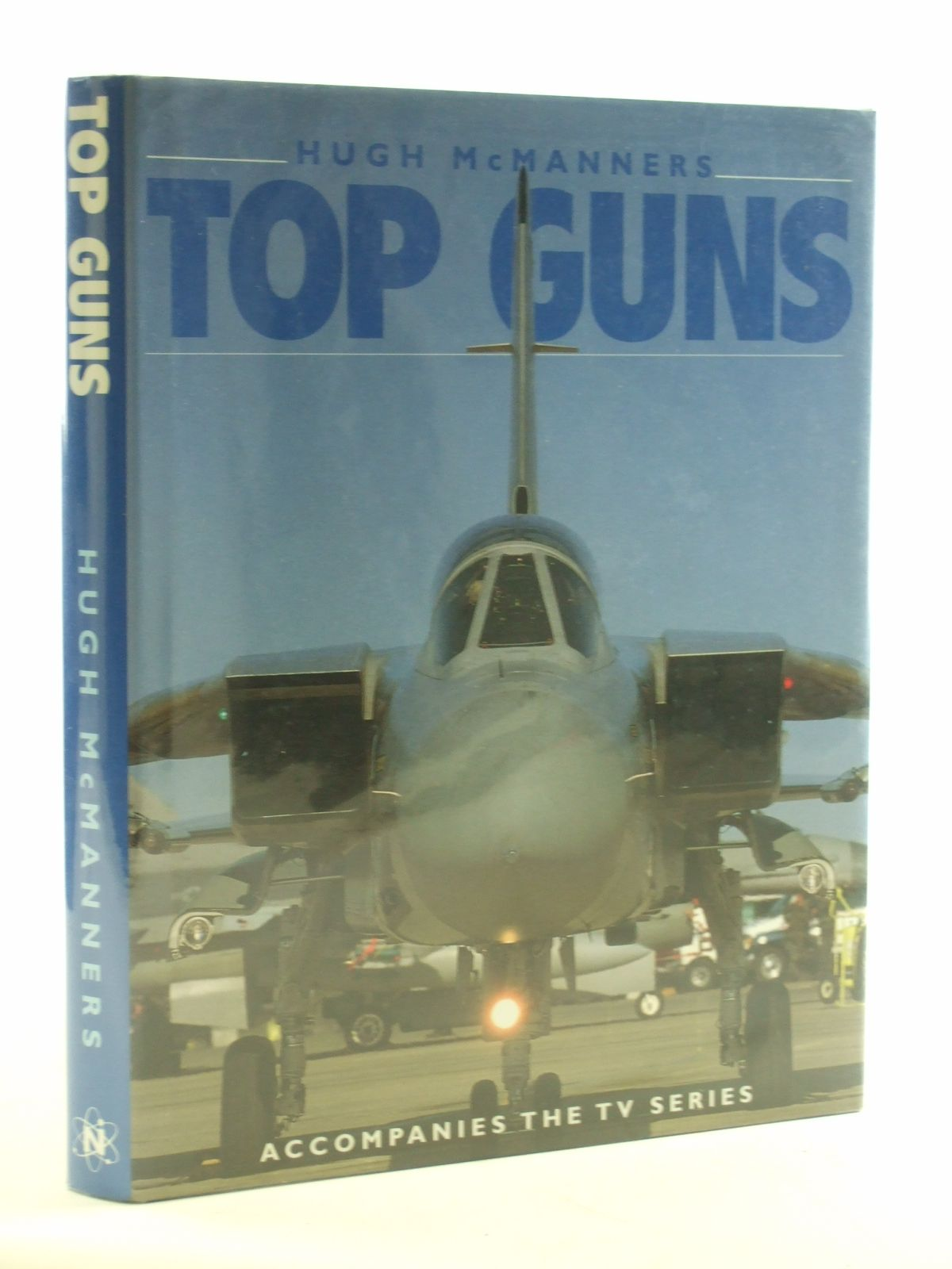Photo of TOP GUNS written by McManners, Hugh published by Network Books (STOCK CODE: 1603855)  for sale by Stella & Rose's Books