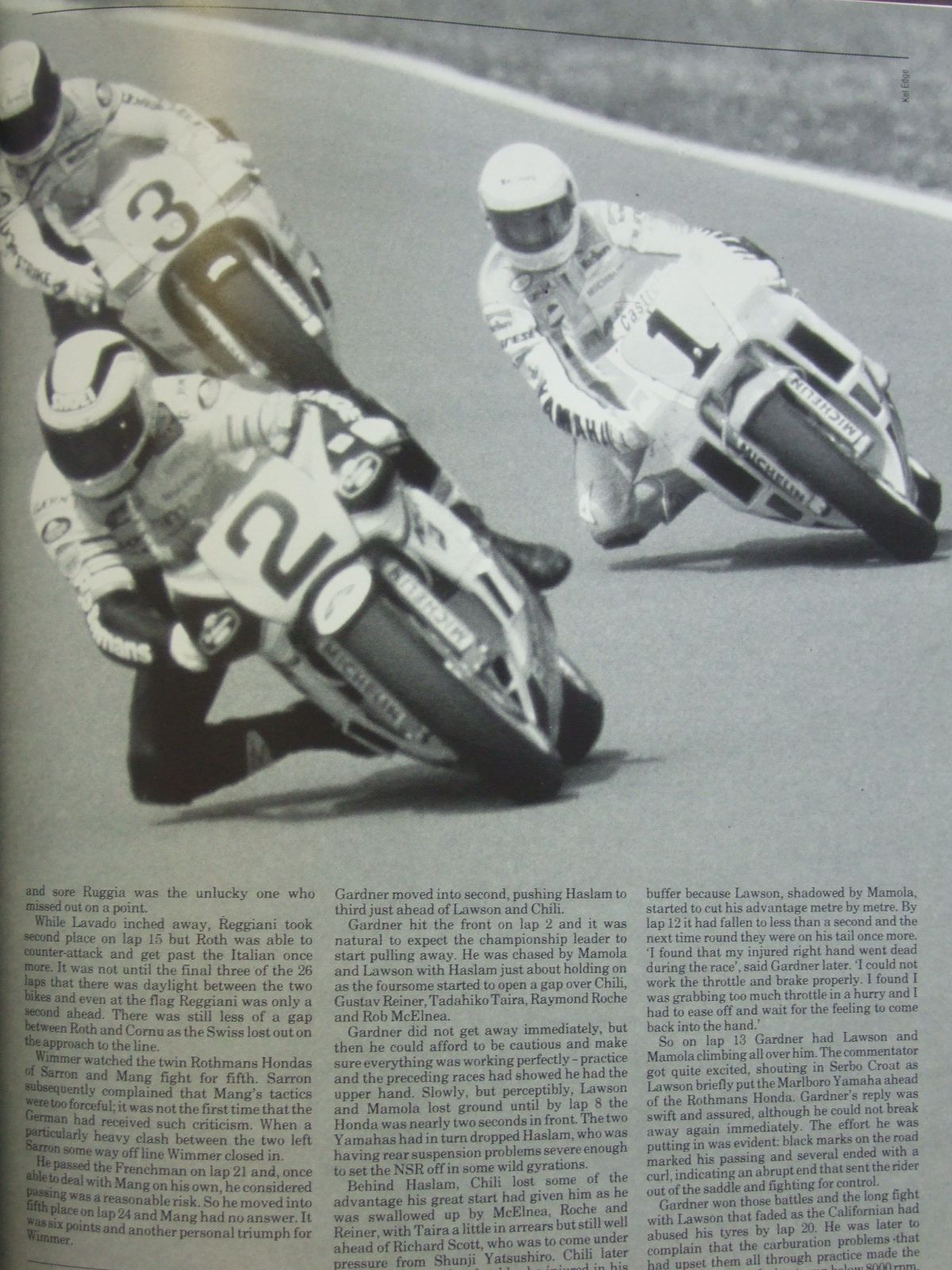 Photo of MOTOCOURSE 1987-88 published by Hazleton Publishing (STOCK CODE: 1603862)  for sale by Stella & Rose's Books