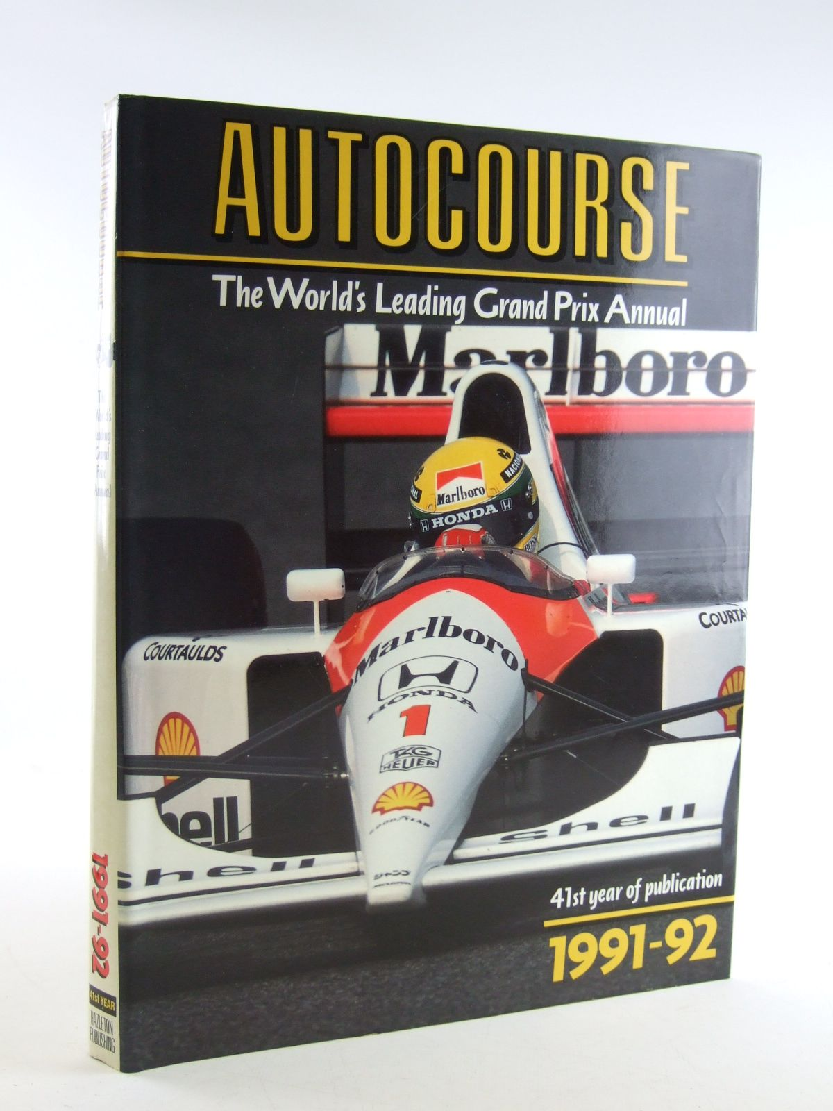 Photo of AUTOCOURSE 1991-1992