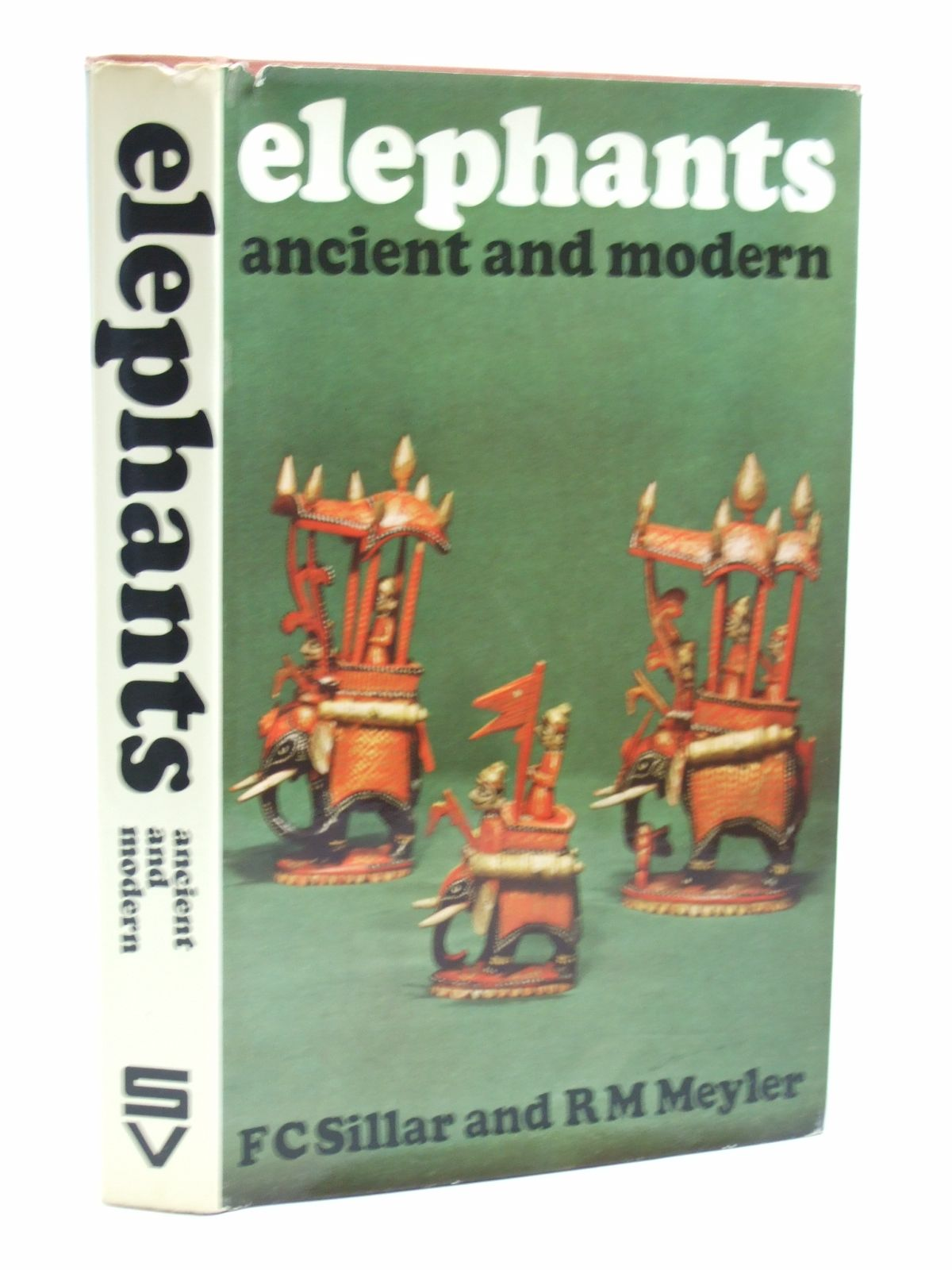 Photo of ELEPHANTS ANCIENT AND MODERN written by Sillar, F.C. Meyler, R.M. published by Studio Vista (STOCK CODE: 1604086)  for sale by Stella & Rose's Books