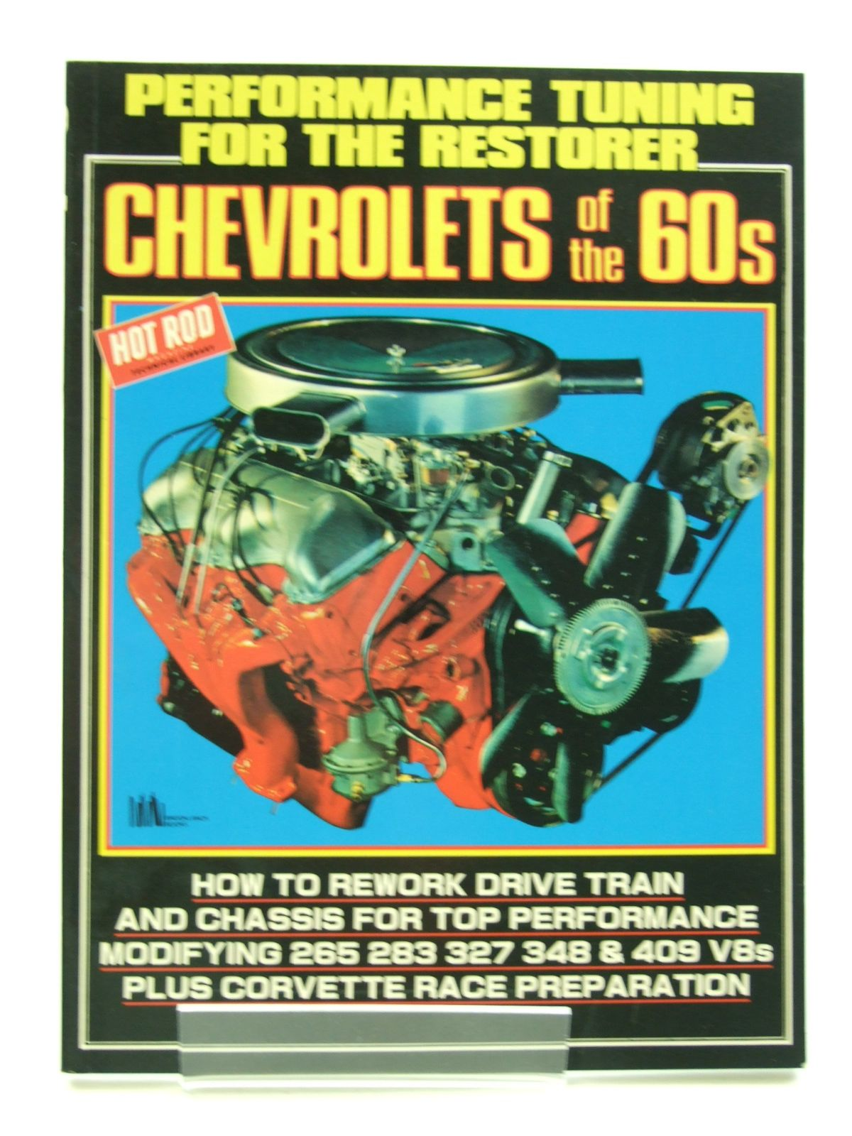 Photo of PERFORMANCE TUNING FOR THE RESTORER CHEVROLETS OF THE 60S- Stock Number: 1604232