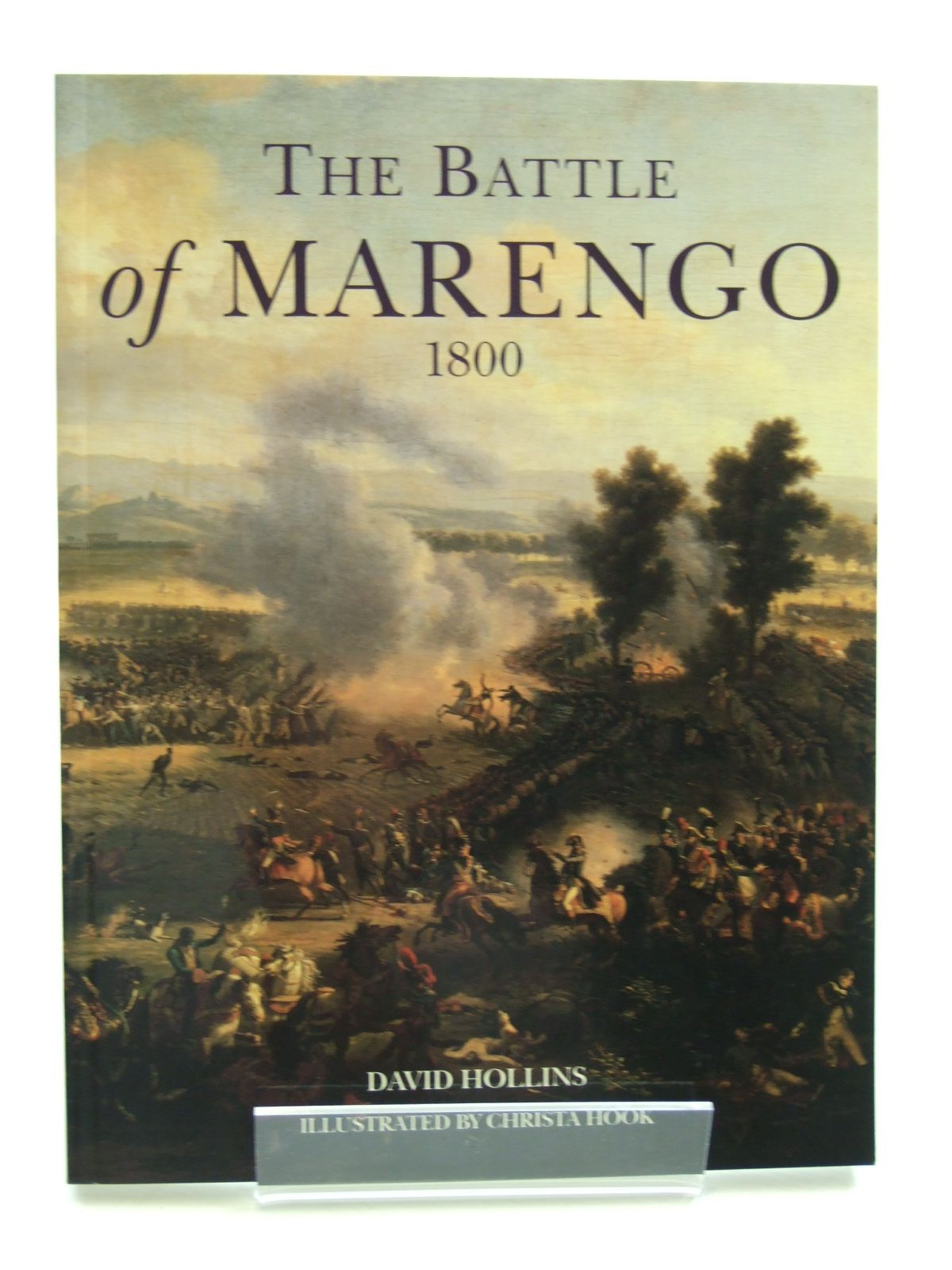 Photo of THE BATTLE OF MARENGO written by Hollins, David published by Osprey Publishing (STOCK CODE: 1604263)  for sale by Stella & Rose's Books
