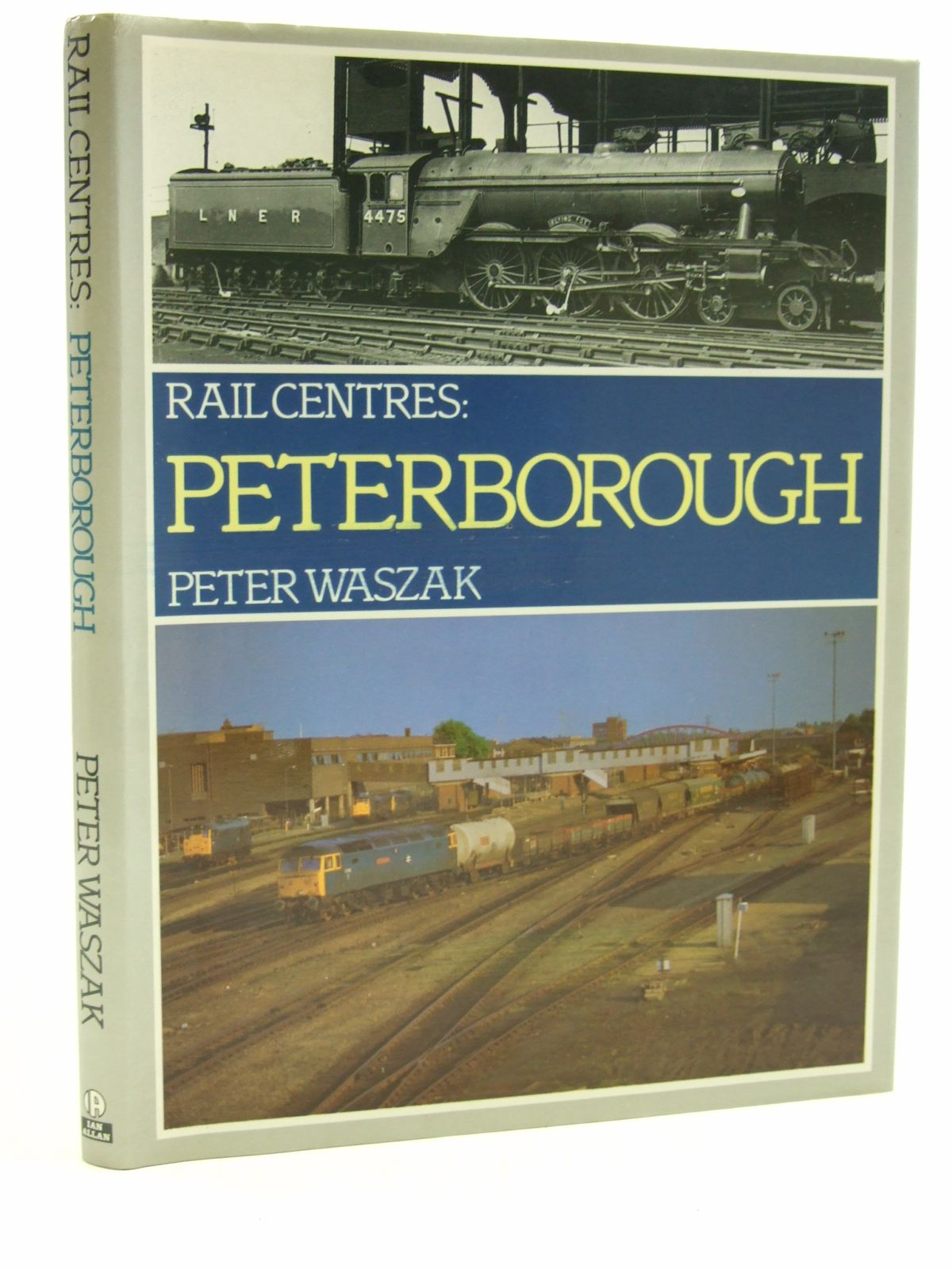 Photo of RAIL CENTRES: PETERBOROUGH- Stock Number: 1604291