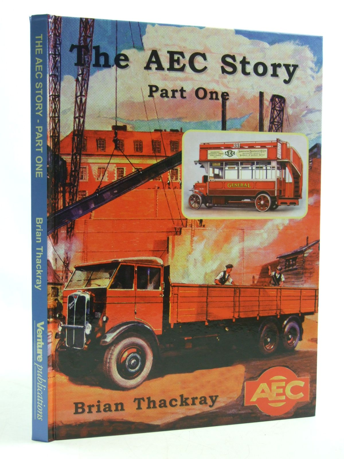 Photo of THE AEC STORY PART ONE- Stock Number: 1604343