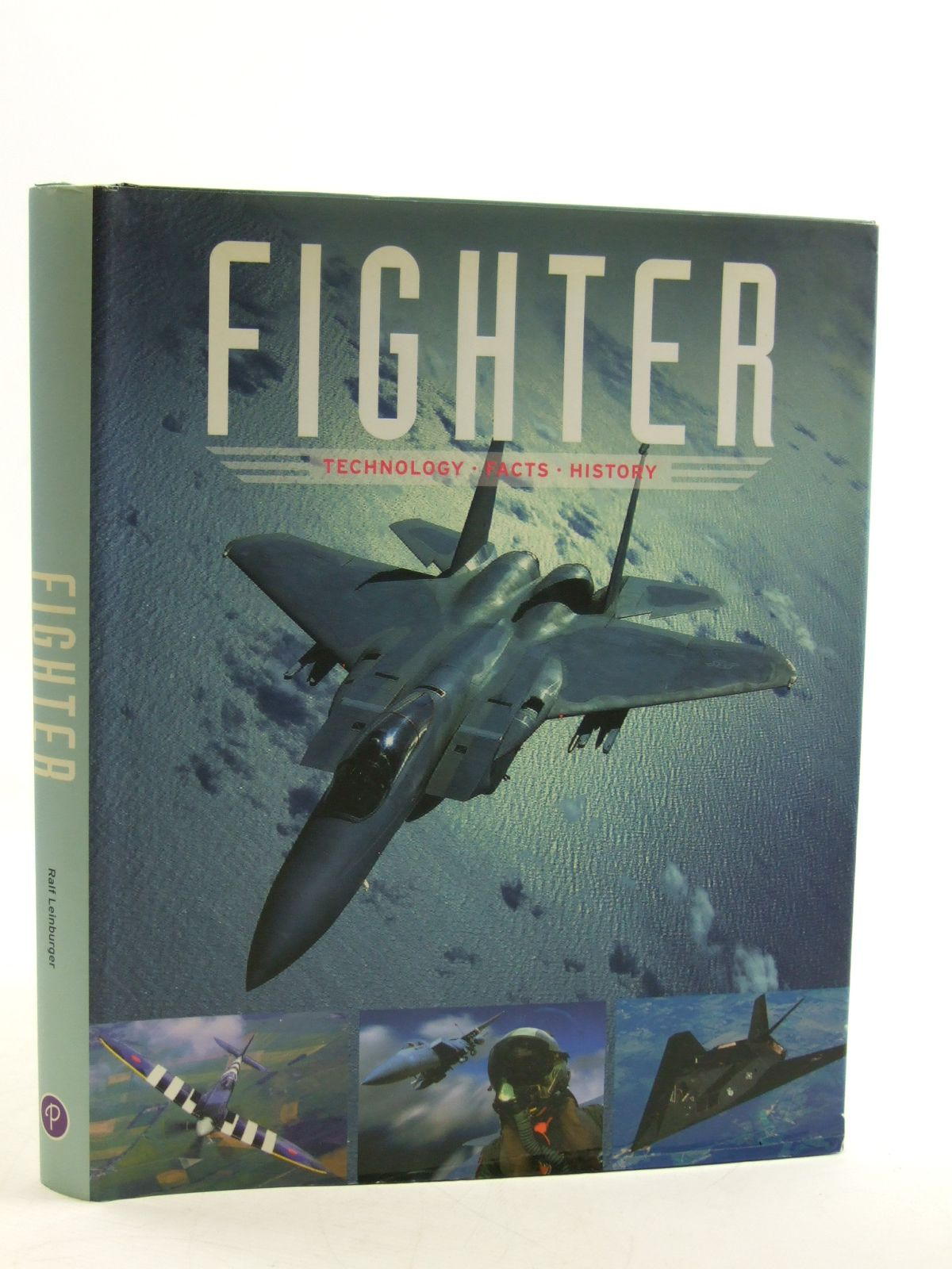 Photo of FIGHTER written by Leinburger, Ralf published by Parragon (STOCK CODE: 1604492)  for sale by Stella & Rose's Books