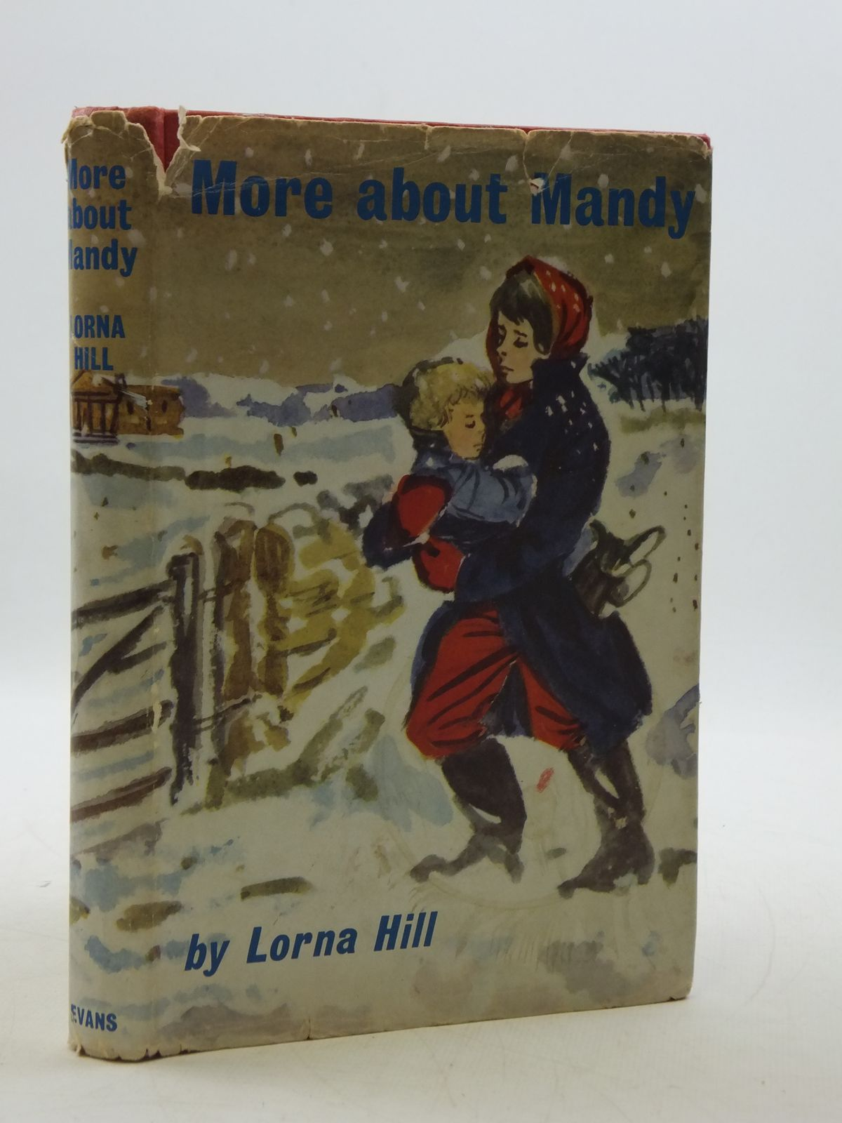 Photo of MORE ABOUT MANDY written by Hill, Lorna illustrated by Robinson, Ann Kent published by Evans Brothers Limited (STOCK CODE: 1604677)  for sale by Stella & Rose's Books