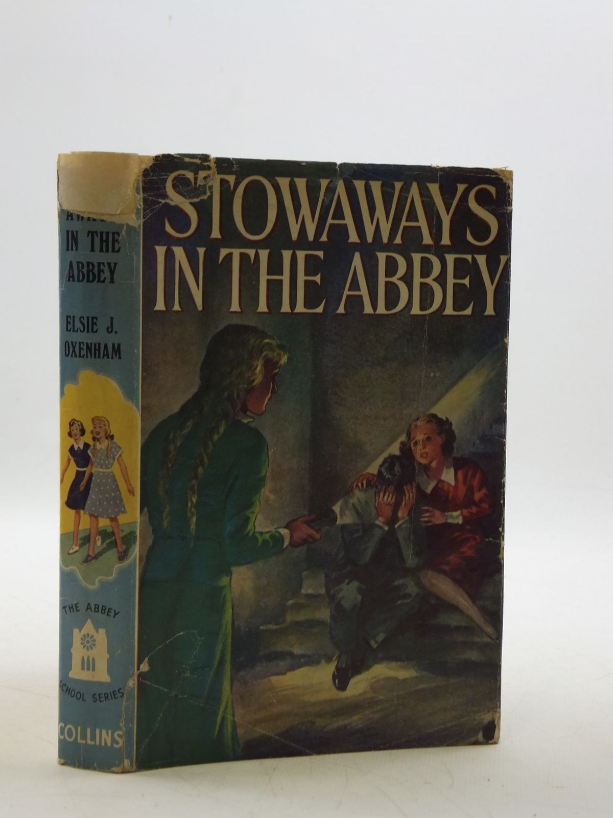 Photo of STOWAWAYS IN THE ABBEY written by Oxenham, Elsie J. published by Collins (STOCK CODE: 1604679)  for sale by Stella & Rose's Books