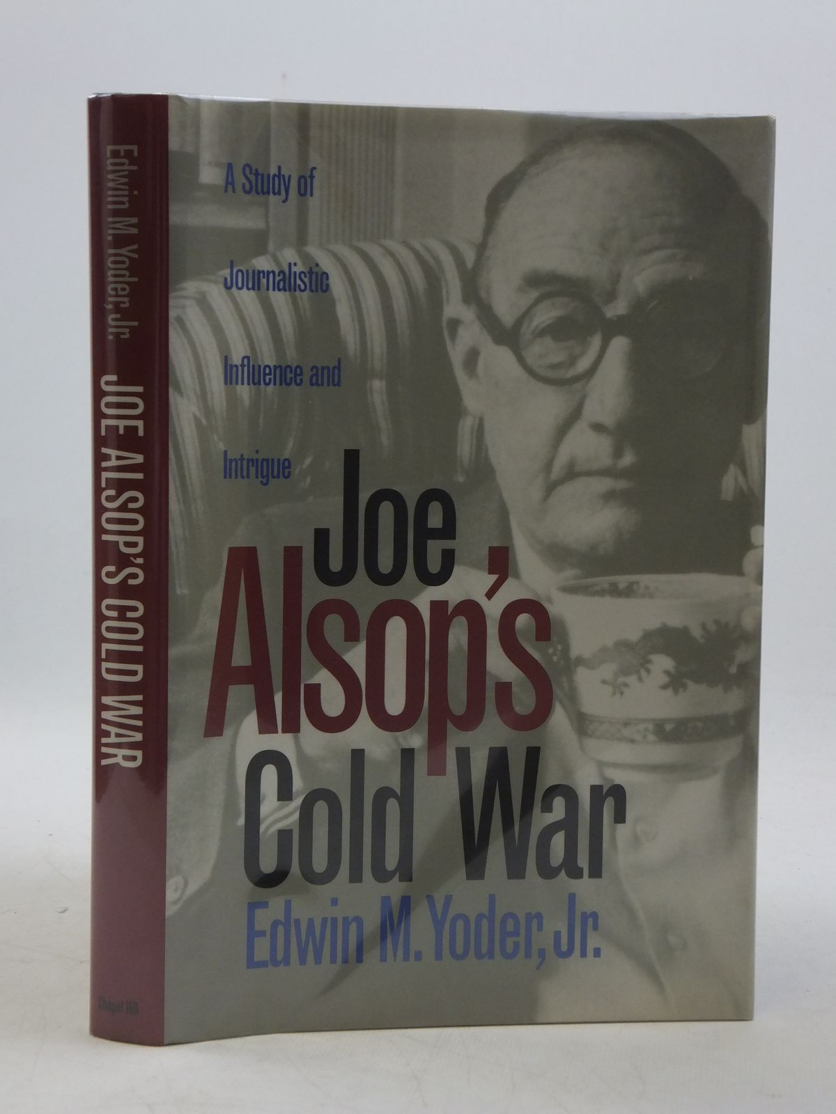 Photo of JOE ALSOP'S COLD WAR written by Yoder, Edwin M. published by University Of North Carolina Press (STOCK CODE: 1604701)  for sale by Stella & Rose's Books