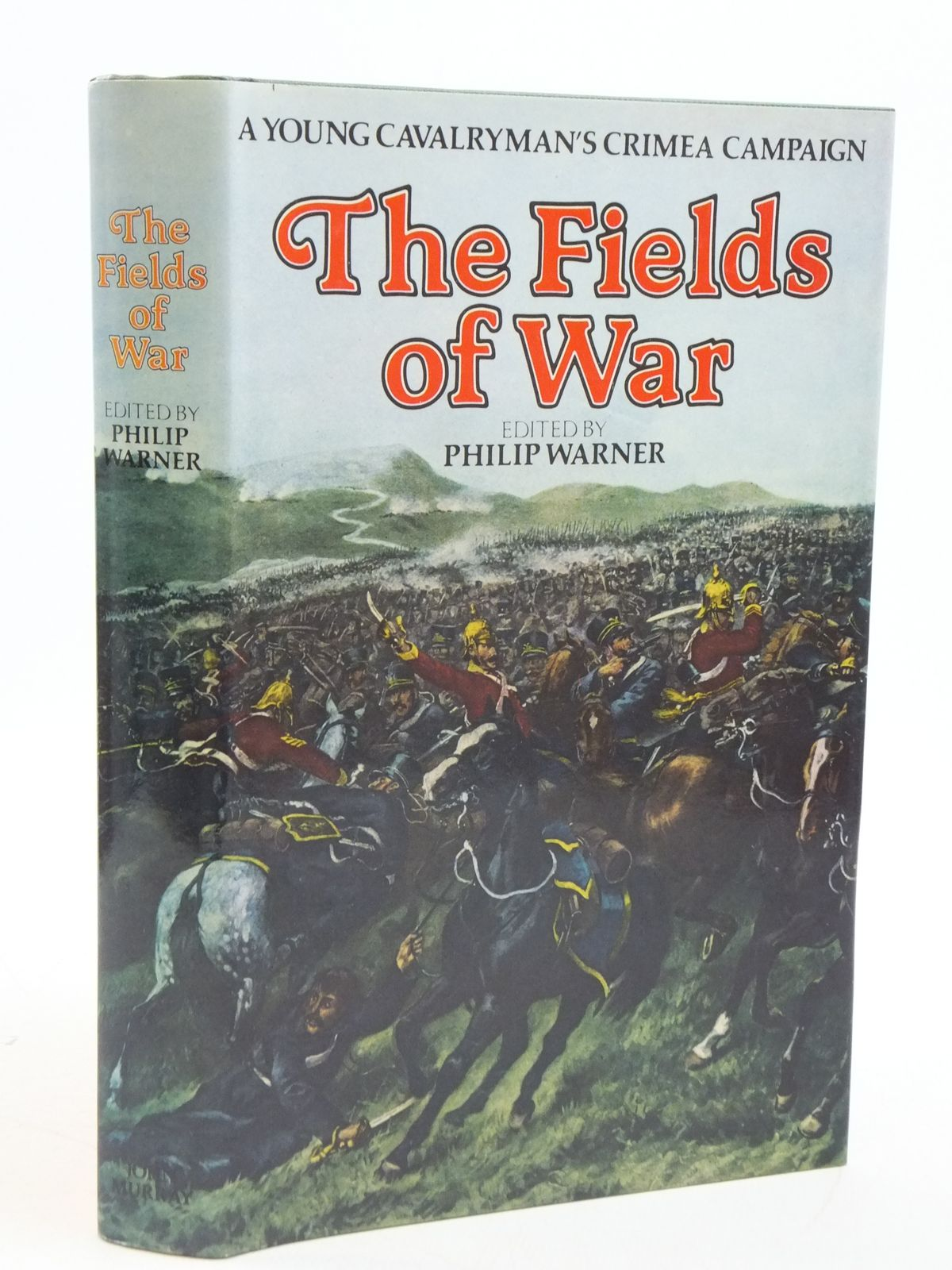 Photo of THE FIELDS OF WAR written by Warner, Philip published by John Murray (STOCK CODE: 1604768)  for sale by Stella & Rose's Books