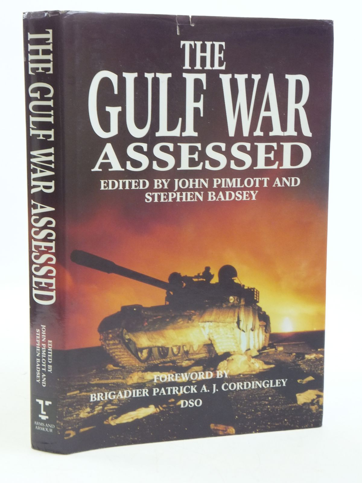 Photo of THE GULF WAR ASSESSED written by Pimlott, John Badsey, Stephen published by Arms & Armour Press (STOCK CODE: 1604779)  for sale by Stella & Rose's Books