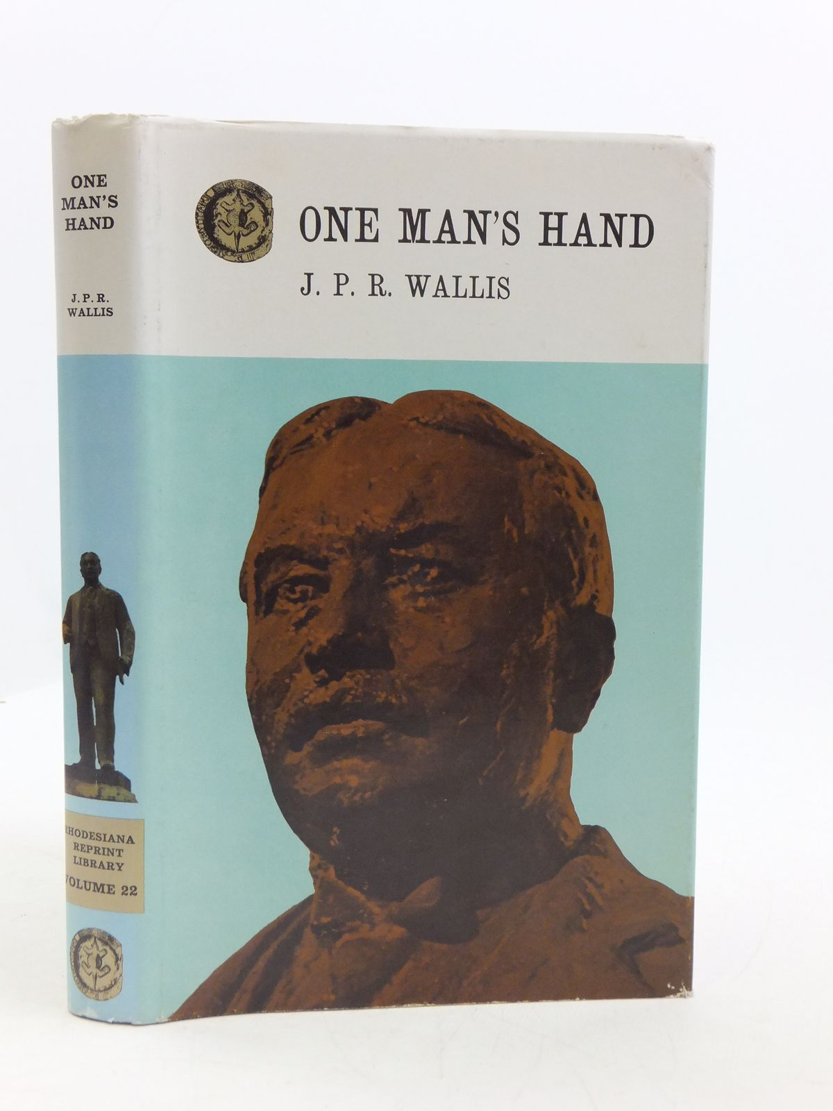 Photo of ONE MAN'S HAND written by Wallis, J.P.R. published by Longmans, Green & Co. (STOCK CODE: 1604800)  for sale by Stella & Rose's Books
