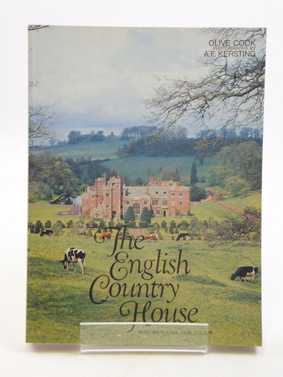Photo of THE ENGLISH COUNTRY HOUSE written by Cook, Olive published by Thames and Hudson (STOCK CODE: 1604809)  for sale by Stella & Rose's Books