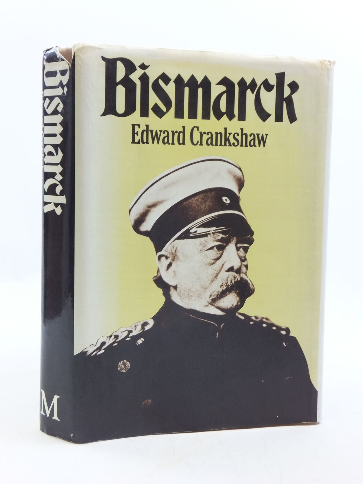 Photo of BISMARCK written by Crankshaw, Edward published by MacMillan (STOCK CODE: 1604847)  for sale by Stella & Rose's Books