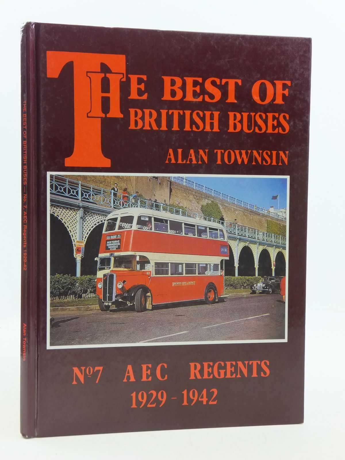 Photo of THE BEST OF BRITISH BUSES No.7 AEC REGENTS 1929-1942- Stock Number: 1604917