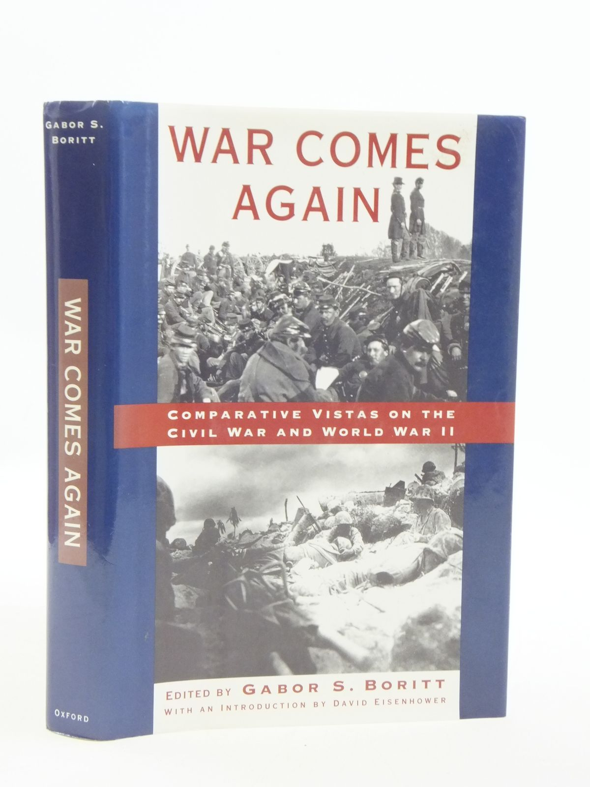 Photo of WAR COMES AGAIN written by Boritt, Gabor published by Oxford University Press (STOCK CODE: 1604934)  for sale by Stella & Rose's Books