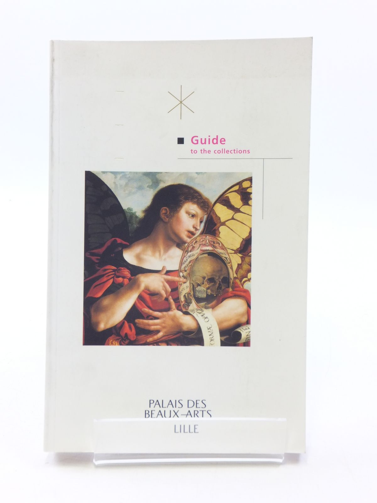 Photo of GUIDE TO THE COLLECTIONS PALAIS DES BEAUX-ARTS LILLE published by Reunion Des Musees Nationaux (STOCK CODE: 1605050)  for sale by Stella & Rose's Books