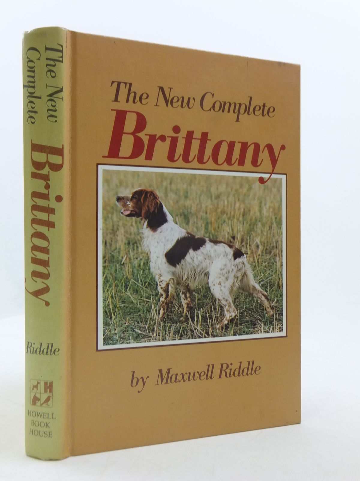 Photo of THE NEW COMPLETE BRITTANY- Stock Number: 1605135