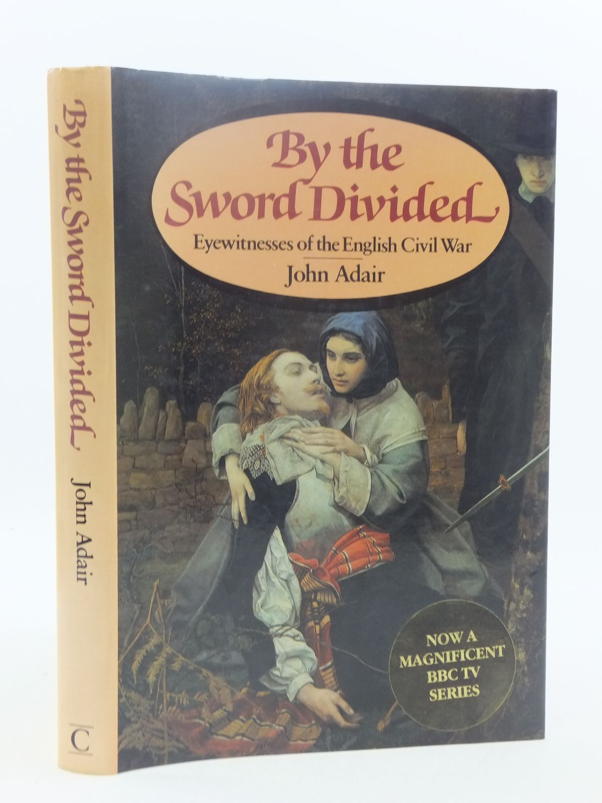 Photo of BY THE SWORD DIVIDED written by Adair, John published by Century Publishing (STOCK CODE: 1605196)  for sale by Stella & Rose's Books