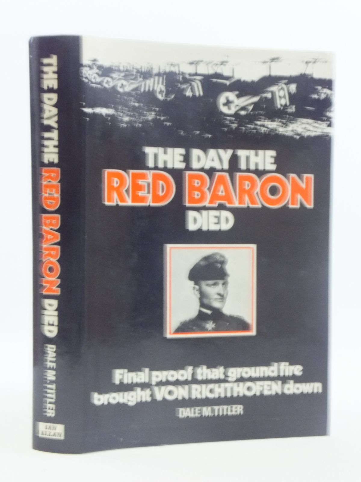 Photo of THE DAY THE RED BARON DIED- Stock Number: 1605220
