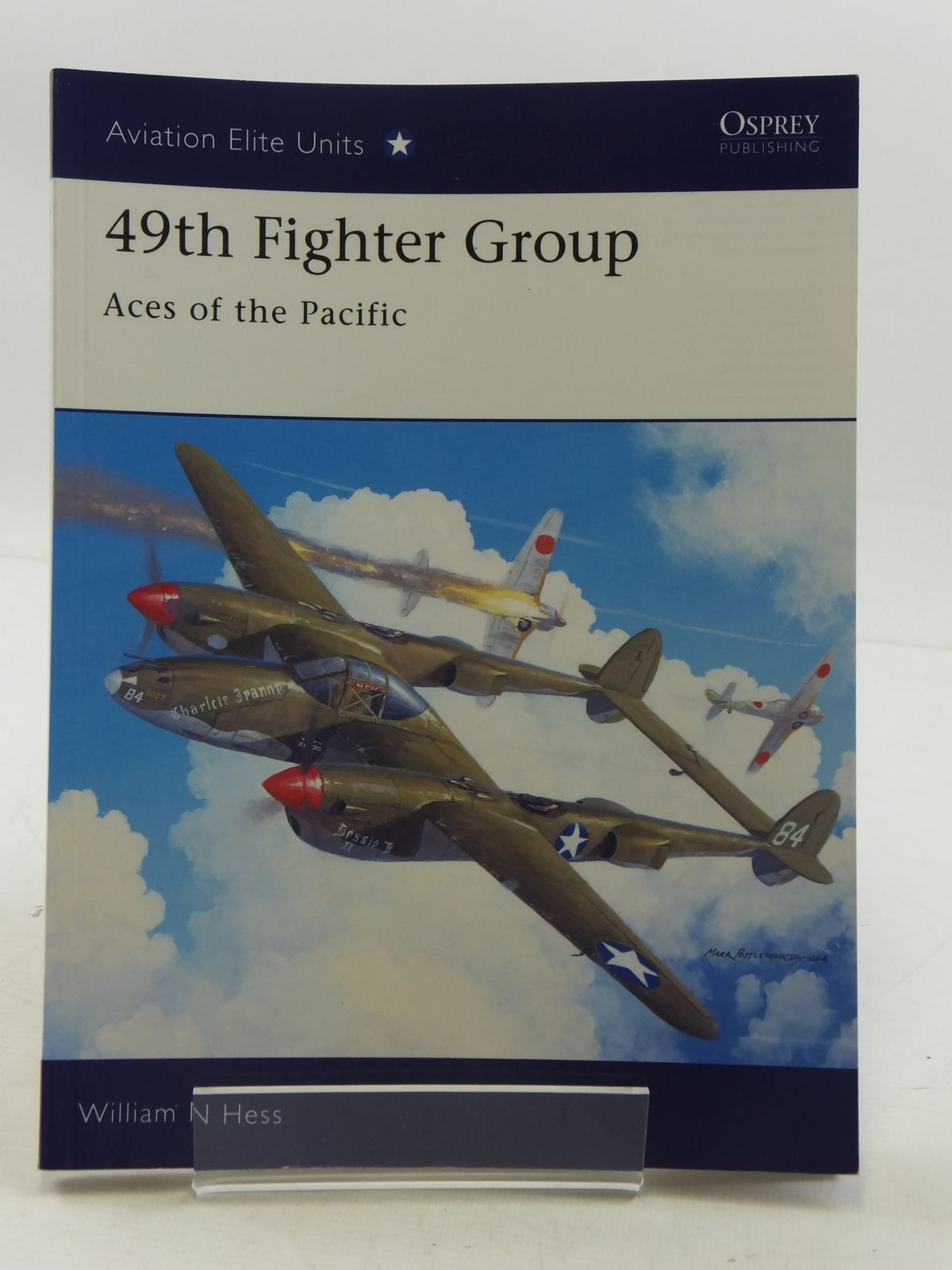 Photo of 49TH FIGHTER GROUP ACES OF THE PACIFIC- Stock Number: 1605323