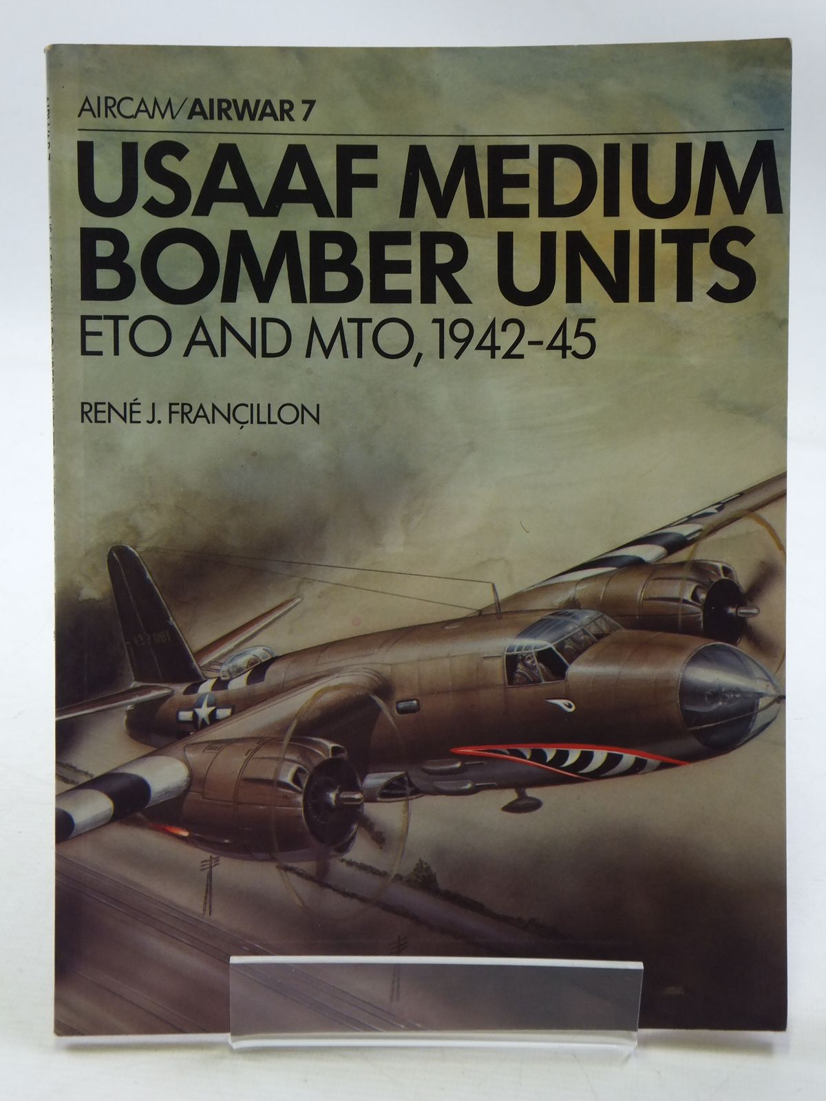 Photo of USAAF MEDIUM BOMBER UNITS ETO AND MTO 1942-45 written by Francillon, Rene J. published by Osprey Publishing (STOCK CODE: 1605366)  for sale by Stella & Rose's Books