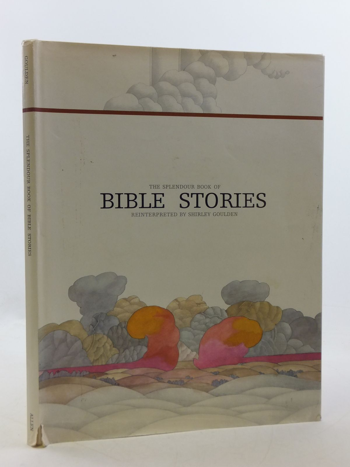 Photo of THE SPLENDOUR BOOK OF BIBLE STORIES written by Goulden, Shirley illustrated by Claveloux, Nicole<br />Lasalle, Charles-Louis<br />Perrouin, Jean-Claude published by W.H. Allen &amp; Co (STOCK CODE: 1605651)  for sale by Stella & Rose's Books