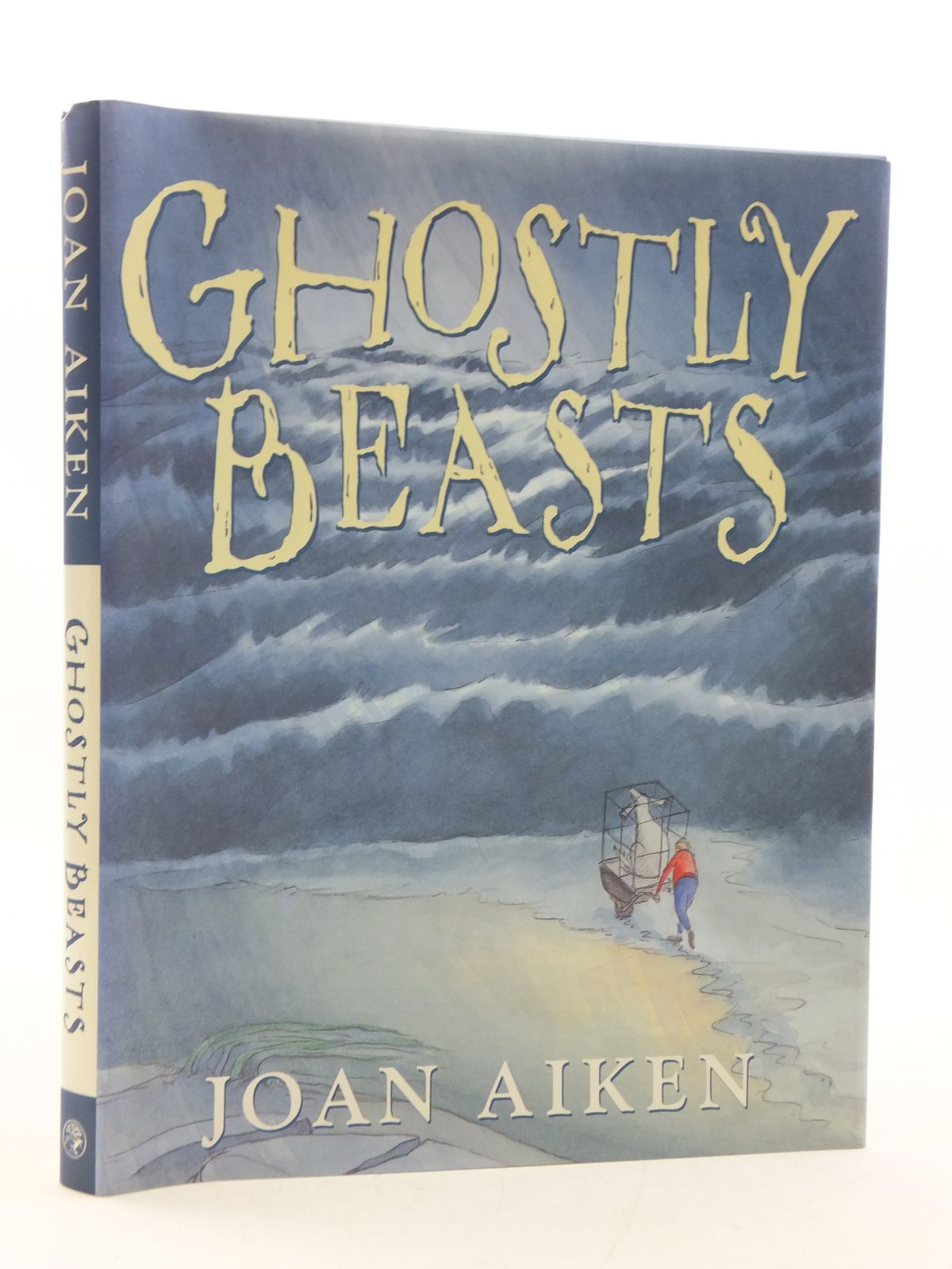 Photo of GHOSTLY BEASTS written by Aiken, Joan illustrated by Harvey, Amanda published by Jonathan Cape (STOCK CODE: 1605767)  for sale by Stella & Rose's Books