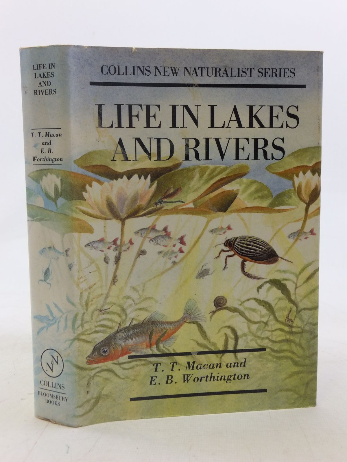 Photo of LIFE IN LAKES AND RIVERS written by Macan, T.T. Worthington, E.B. published by Bloomsbury Books (STOCK CODE: 1605825)  for sale by Stella & Rose's Books