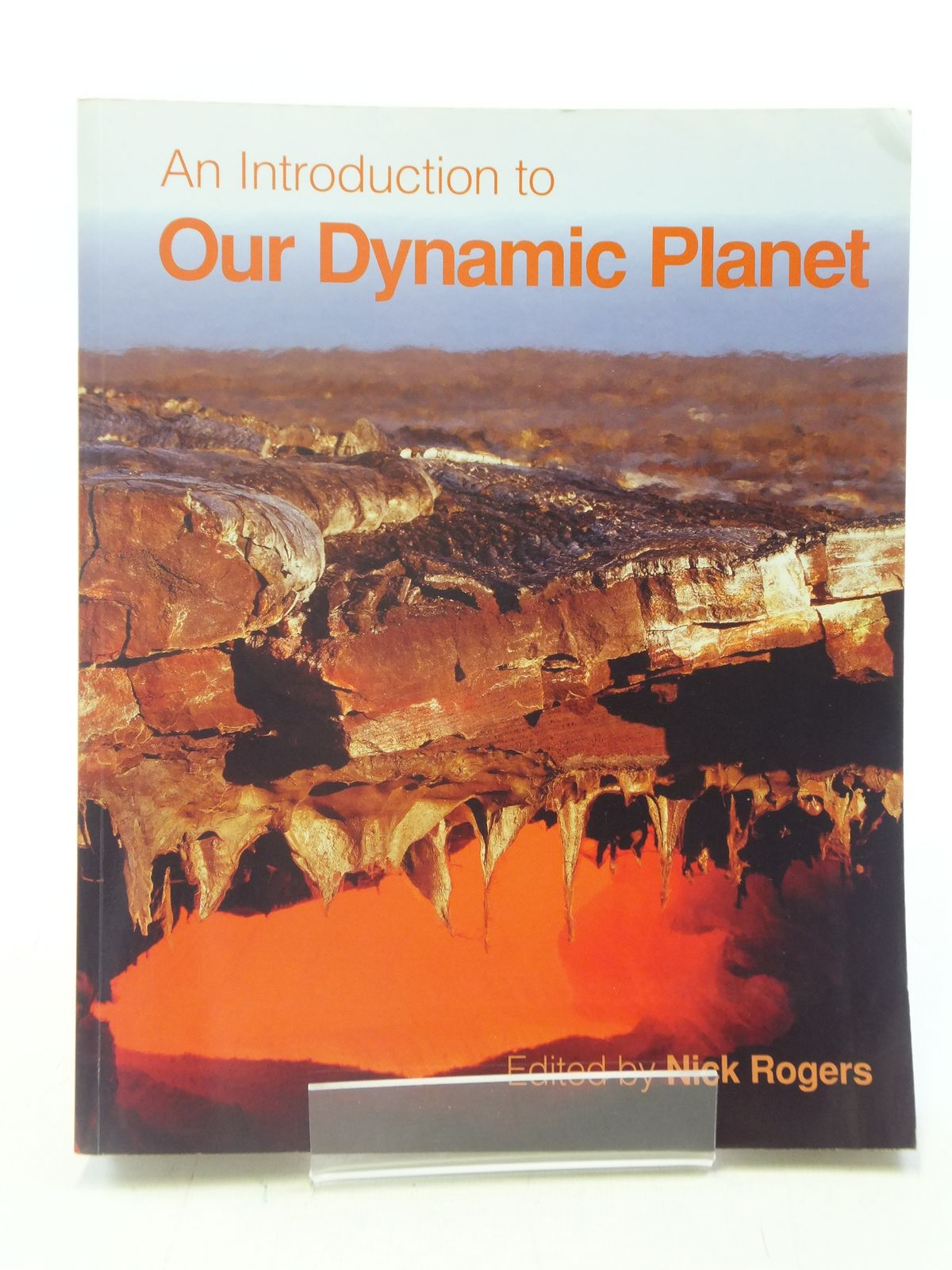 Photo of AN INTRODUCTION TO OUR DYNAMIC PLANET- Stock Number: 1605832