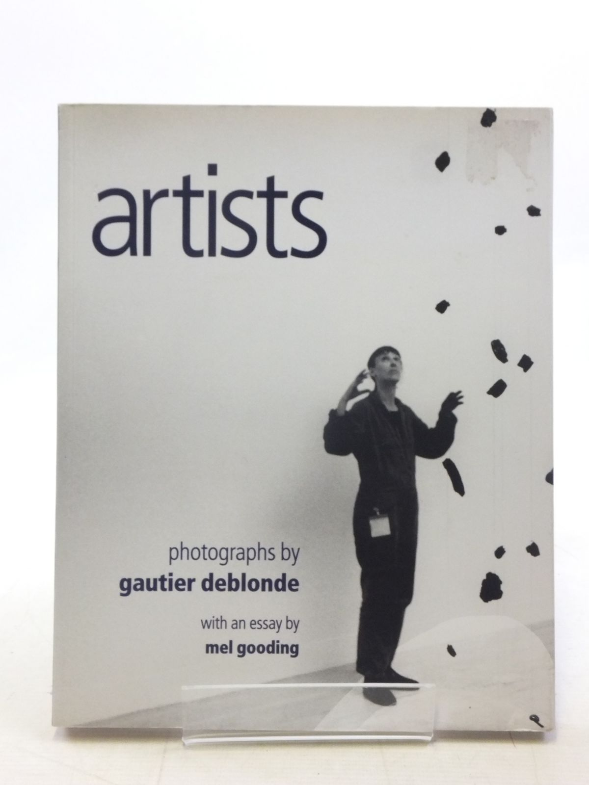 Photo of ARTISTS written by Gooding, Mel illustrated by Deblonde, Gautier published by Tate Gallery (STOCK CODE: 1605941)  for sale by Stella & Rose's Books