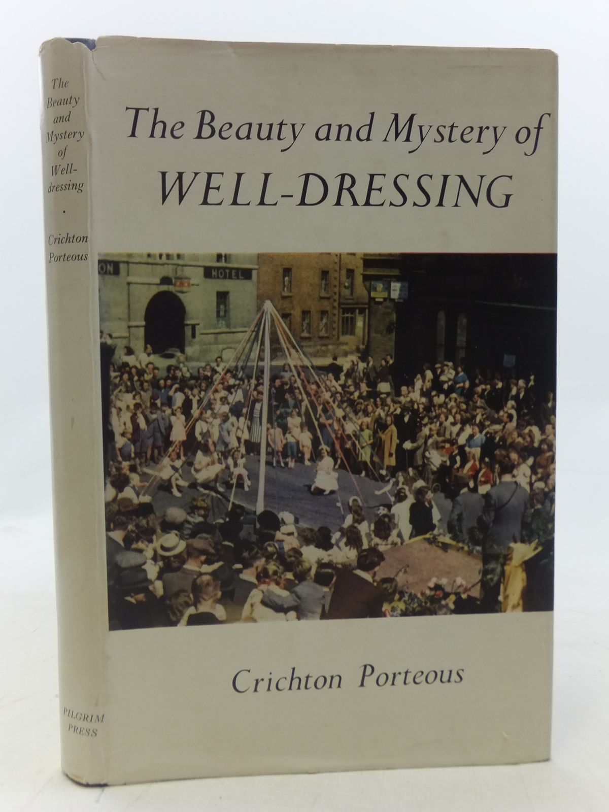Photo of THE BEAUTY AND MYSTERY OF WELL-DRESSING- Stock Number: 1605963
