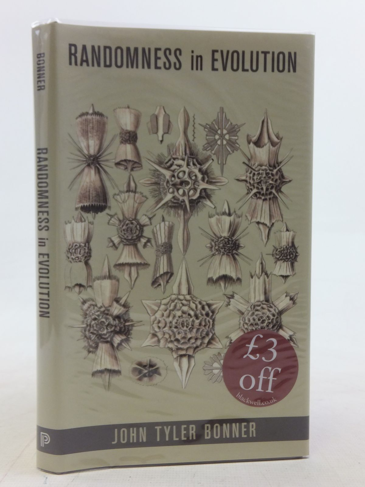 Photo of RANDOMNESS IN EVOLUTION written by Bonner, John Tyler published by Princeton University Press (STOCK CODE: 1606042)  for sale by Stella & Rose's Books