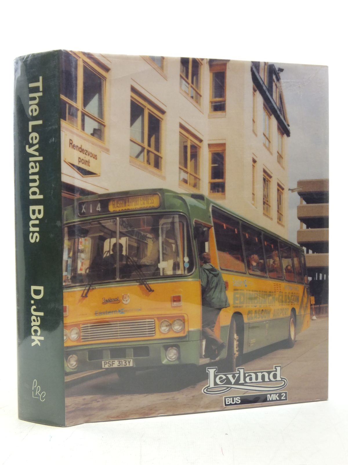 Photo of LEYLAND BUS MK 2 written by Jack, Doug published by The Promotional Reprint Co. Ltd. (STOCK CODE: 1606095)  for sale by Stella & Rose's Books
