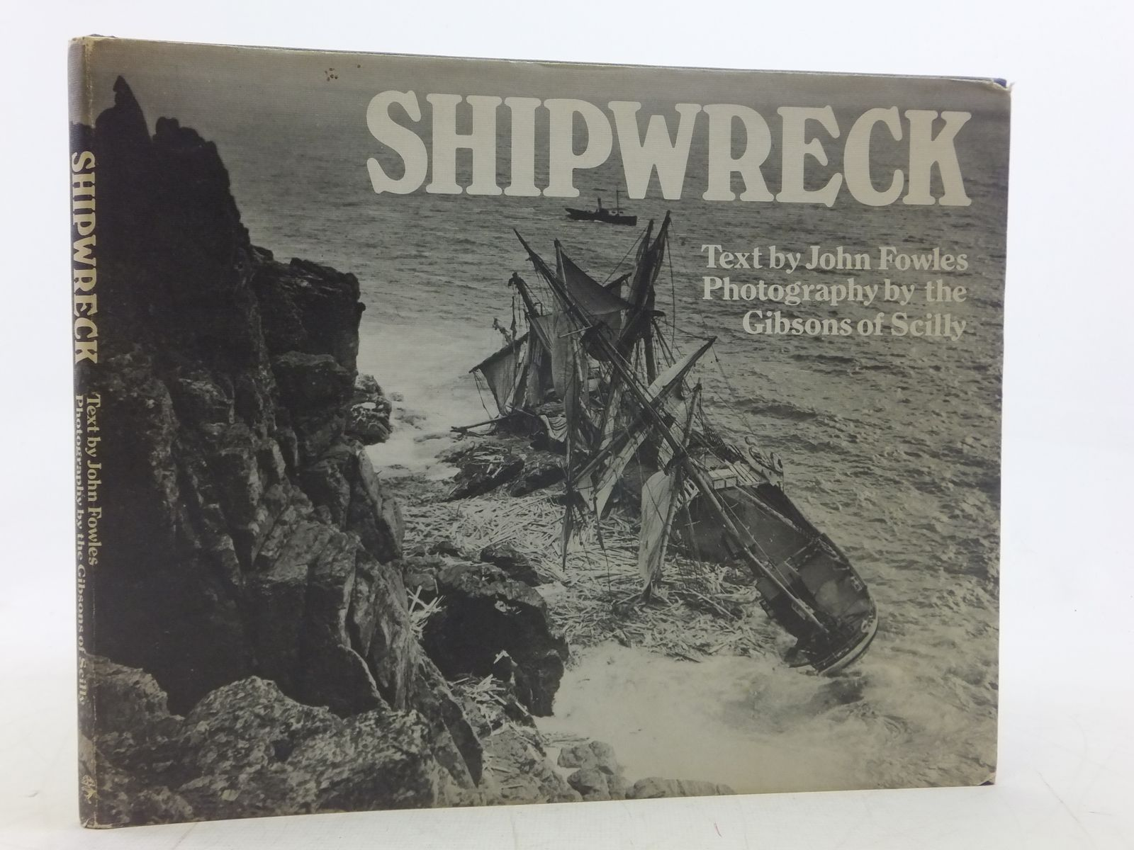 Photo of SHIPWRECK written by Fowles, John published by Jonathan Cape (STOCK CODE: 1606097)  for sale by Stella & Rose's Books