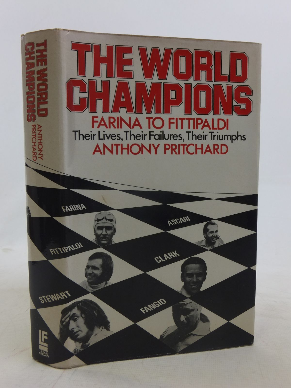 Photo of THE WORLD CHAMPIONS written by Pritchard, Anthony published by Leslie Frewin (STOCK CODE: 1606137)  for sale by Stella & Rose's Books