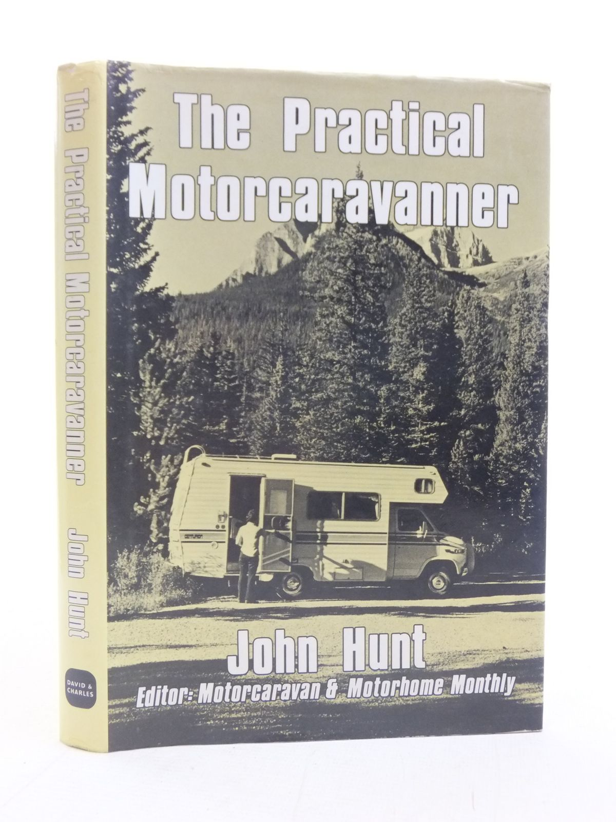 Photo of THE PRACTICAL MOTORCARAVANNER written by Hunt, John published by David & Charles (STOCK CODE: 1606203)  for sale by Stella & Rose's Books
