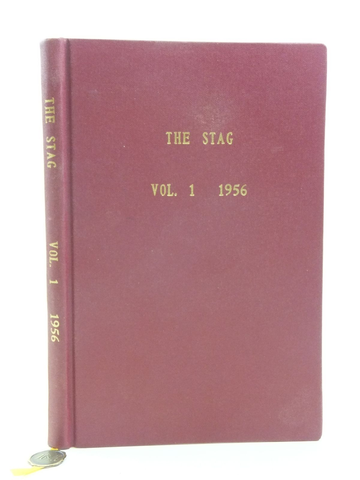 Photo of THE STAG VOLUME 1 1956- Stock Number: 1606322