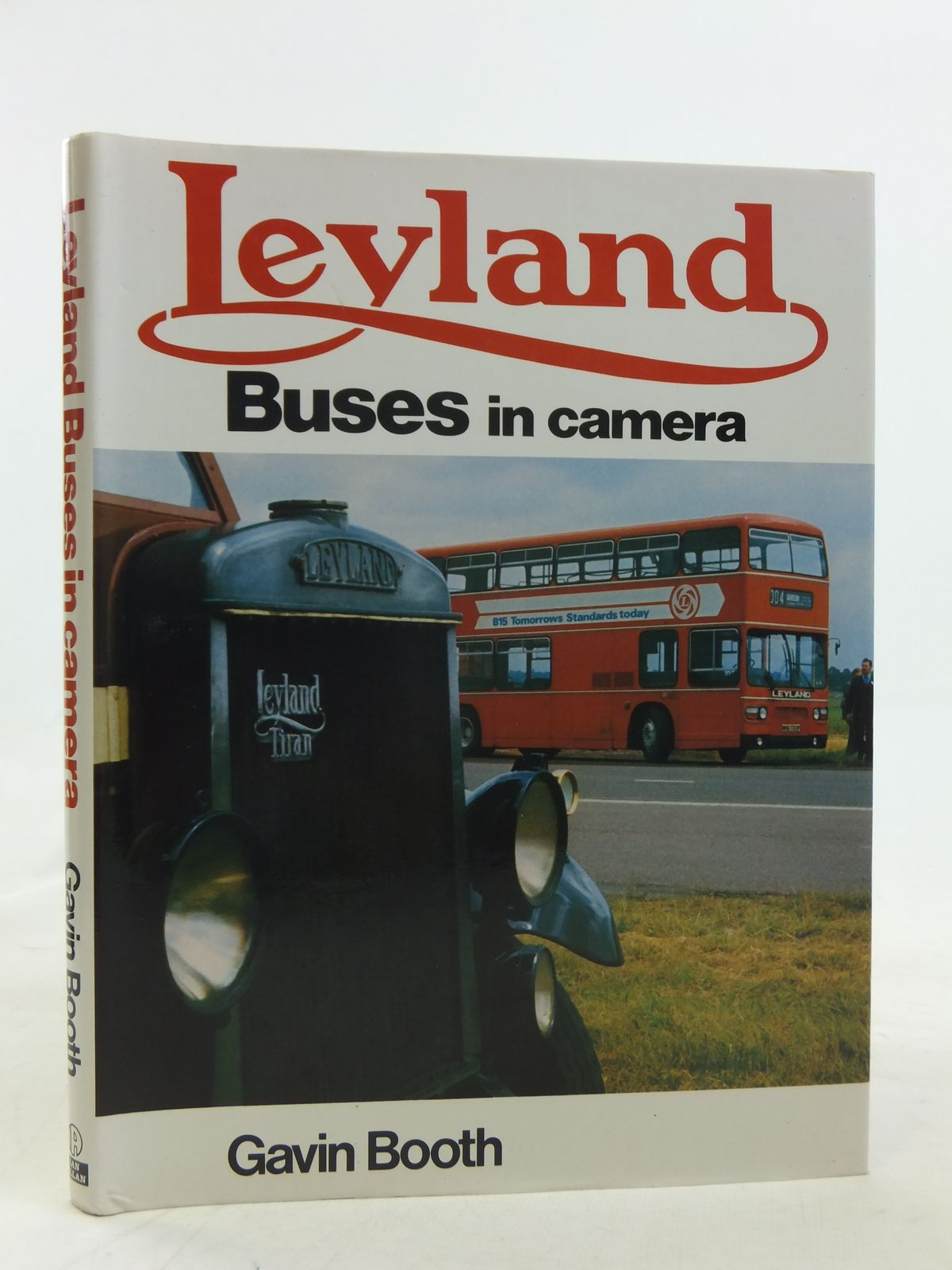 Photo of LEYLAND BUSES IN CAMERA- Stock Number: 1606392