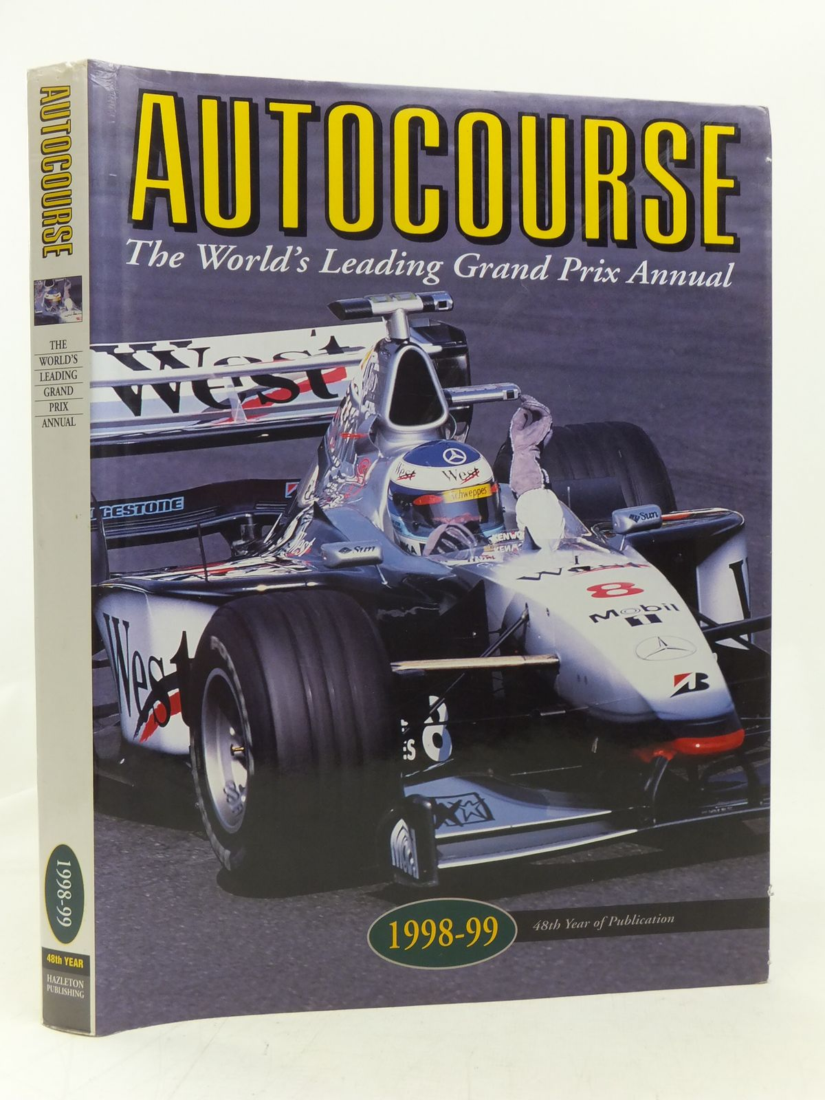 Photo of AUTOCOURSE 1998-99 written by Henry, Alan published by Hazleton Publishing (STOCK CODE: 1606426)  for sale by Stella & Rose's Books
