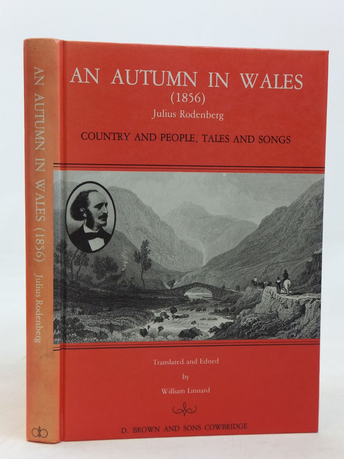 Photo of AN AUTUMN IN WALES (1856) written by Rodenberg, Julius Linnard, William published by D. Brown & Sons Limited (STOCK CODE: 1606447)  for sale by Stella & Rose's Books