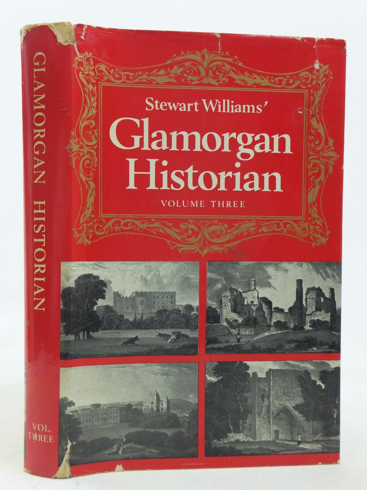 Photo of GLAMORGAN HISTORIAN VOLUME THREE written by Williams, Stewart published by D. Brown & Sons Limited (STOCK CODE: 1606455)  for sale by Stella & Rose's Books
